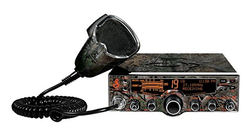 Cobra Electronics 29 LX CAMO Realtree Platform CB Radio (Camo) Review