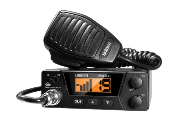Uniden 40-Channel CB Radio (PRO505XL) Review