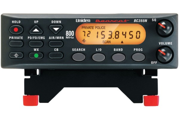 Uniden 800 MHz 300-Channel Base Mobile Scanner (BC355N) Review