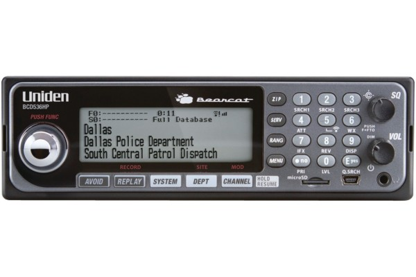 Uniden BCD536HP Digital Phase 2 Base Mobile Scanner with HPDB and Wi-Fi Review