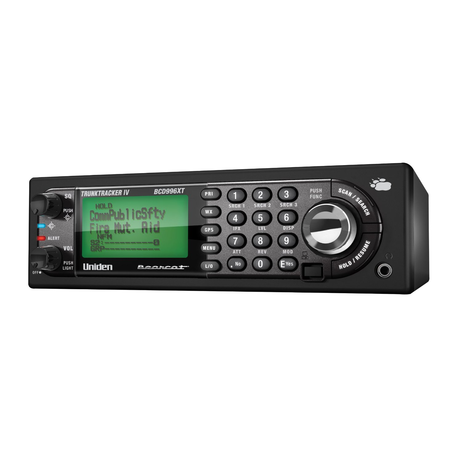 Uniden Digital Mobile Scanner with 25,000 Channels and GPS Support (BCD996XT) Review