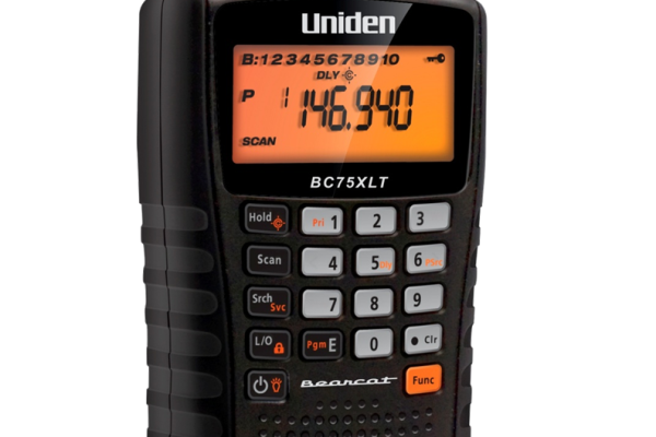 Uniden Handheld Scanner - Black (BC75XLT) Review