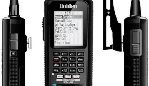Uniden BCD436HP HomePatrol Series Digital Handheld Scanner Review