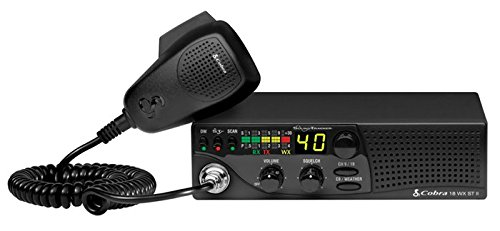 Cobra 18WXSTII Mobile CB Radio with Dual Watch Review