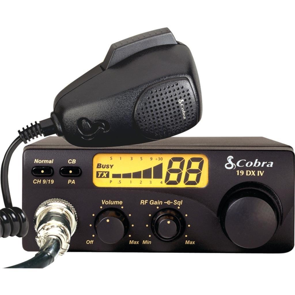 Cobra 19DXIV 40 Channel Mobile Compact CB Radio Review