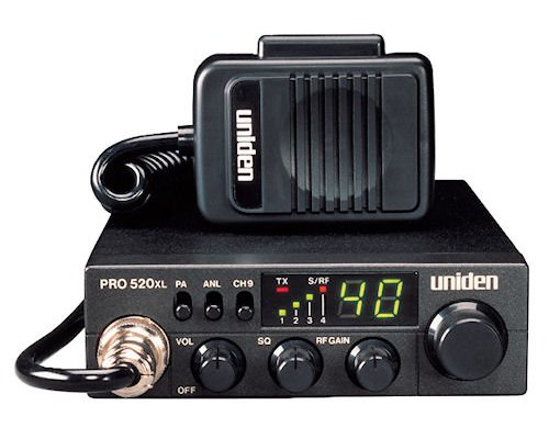 Uniden PRO520XL 40-Channel CB Radio Review